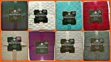 Luxury Soft  Quilted Double Size Bedspread Comforter Sofa Cover multi colours