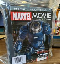 More details for eaglemoss marvel movie collection iron man igor mk 38 special 07 new/sealed (1)