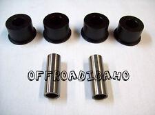 FRONT LOWER A-ARM BUSHING SHAFT KIT KAWASAKI PRAIRIE 400 KVF400 2X4 4X4 1997-02