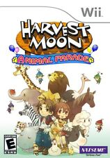Harvest Moon: Animal Parade WII New Nintendo Wii
