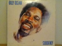 BILLY   OCEAN          LP        SUDDENLY