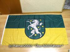 Fahne Landkreis Schwandorf Hissflagge 90 x 150 cm Flagge