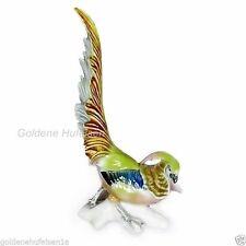 Porzellan-Figuren mit Vogel-Motiv aus Thüringen