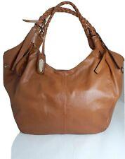 EALIO Genuine Leather Large Hobo Bag