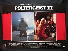 FOTOBUSTA CINEMA - POLTERGEIST III - G. SHERMAN - 1988 - HORROR - 01