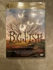 Big Fish Dvd (Gently Preowned)