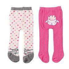 Zapf Creation 794586 Baby Annabell Strumpfhosen 2er Pack pink und rosa NEUHEIT /