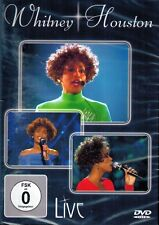DVD NEU/OVP - Whitney Houston - Live
