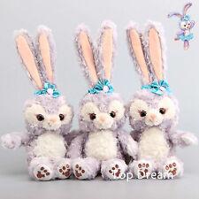 Anime Stella Lou Rabbit Exclusive Duffy Friends Plush Toy Soft Stuffed Doll NWT