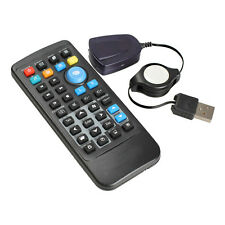 Wireless USB PC Remote Control Media Center Controller Mouse for Computer Laptop