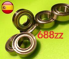 688zz 8x16x5 mm 8*16*5  bearing rodamiento 688   ENVÍO RÁPIDO DESDE ESPAÑA 🇪🇸