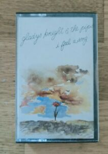 GLADYS KNIGHT AND THE  PIPS I FEEL A SONG Cassette Tape
