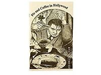 LIMITED SIGNED Pie And Coffee In Hollywood Ray Garton