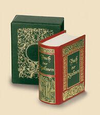 Miniaturbuch Minibuch:  Buch der Psalmen