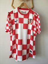 CROATIA HRVATSKA 2012 EURO HOME FOOTBALL SOCCER SHIRT JERSEY PLAYER ISSUE NIKE