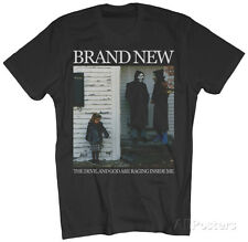 Brand New - The Devil And God Are Raging Inside Me Apparel T-Shirt M - Black