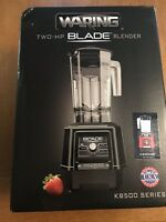Waring Pro Blade Two-HP Blender with Variable Speed, Red Brand New in Box