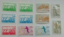 France Lot timbres de Service Neuf ** 91 92 93 94 95 96 97 98 99 100 101