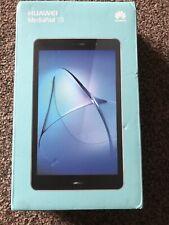 BRANDNEU Und Verpackt Huawei MediaPad t3 Tablet kob-lo9 16gb Space Gray