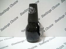 Sinful Colors Crackle Nail Polish #1019 Black Crackle