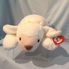 Baba Lamb Ty Pillow Pal #3008 White Easter 1996 Retired Sheep Soft $22.99