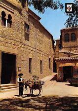 Spain Toledo Sinagoga del Transito Donkey Auto Car