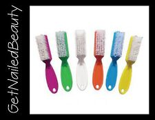 6 pc Barber Cleaning Blade Scrub Brushes Andis Wahl Forfex Clipper Trimmer