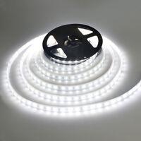 150 LED Strip Lighting White Waterproof 12V House Garden Home 5 Meters
