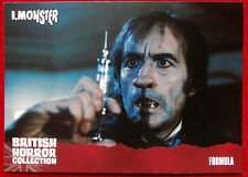BRITISH HORROR COLLECTION - I, Monster - FORMULA - Card #78