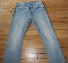 LEVIS 501 Jeans pour Homme  W 30 - L 30 Taille Fr 40 (Réf S324)
