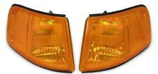 1988-1989 CRX CR-X EF True JDM Amber Side Park Lights Single Bulb Type