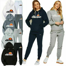Damen Jogging Anzug Trainingsanzug Jogger Hosen Sweatshirt  Hoodie Sportanzug DE