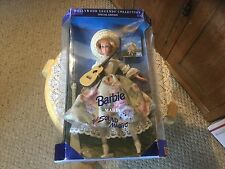 PreOwned Barbie Hollywoods Legends Maria Sound of Music In worn box.