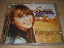 Hannah Montana La Pelicula Miley Cyrus Taylor Swift (CD) MADE IN ARGENTINA