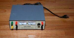 ELENCO PRECISION XP-581 QUAD Power Supply Linear Regulated 2-20V -12V +12V 5V