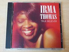 Irma Thomas/True Believer/1992 CD Album