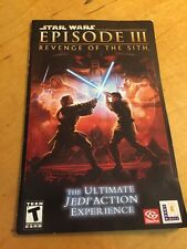 Star Wars: Episode III Revenge of the Sith Prima Game Guide Play station 2 G3