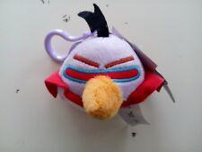 PORTACHIAVI BAG CLIPS ANGRY BIRDS SPACE VIOLA 13X10 CM AFFAREEEE!!!!!!