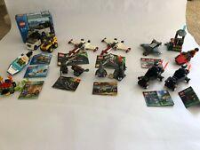 LEGO SET BUNDLE -  STAR WARS - CITY - LOTR - SUPER HEROES - JURASSIC PARK -