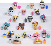 LOL Surprise Pets - Fuzzy Pets series 5 Choose Your Doll NEW, Authentic MGA
