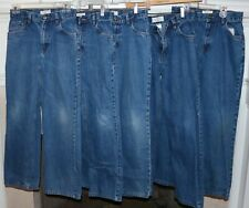 5 Pair of Bsa Boy Scouts of American Denim Jeans - Class B Jeans - Size Youth 14