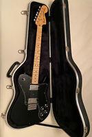 Fender Guitar 72 Telecaster Deluxe Reissue With Rare Fender Hardshell Case