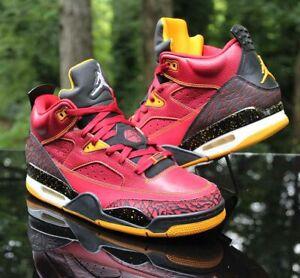 Nike Air Jordan Son of Mars Low Men's Size 10 Hawks Red Yellow 580603-607
