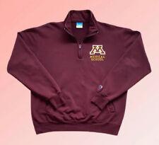 Vintage Champion Minnesota Golden Gophers University College Sweatshirt 00s L