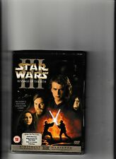 Star Wars Revenge Of The Sith Dvds 2005 Dvd Edition Year For Sale Ebay