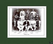 Surrey Cricket Memorabilia Prints