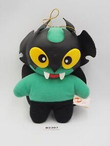 "DevilMan B2307 Nagai Go Banpresto 6"" Plush 1991 Stuffed Toy Doll Japan"