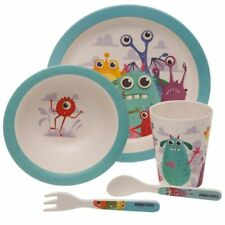 Sea Life Requin Poisson//Plastique Enfants Dîner Plaque//Kids Fun Snack Food Dish