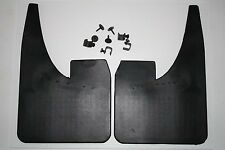 Ford Transit Camper Campervan  Mud flaps universal fitting wide mudflaps.