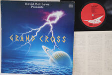 LP DAVE MATTHEWS Grand Cross K28P6130 ELECTRIC BIRD JAPAN Vinyl
